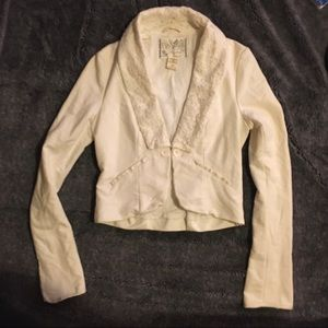 Pearl Jacket Free People Classic